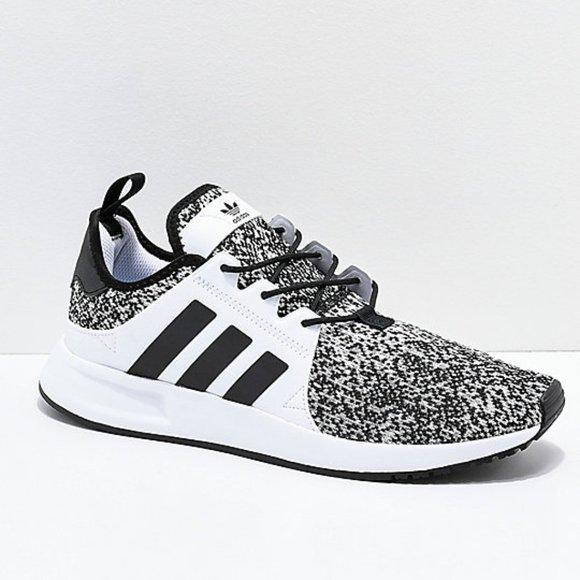 adidas Shoes | Xplorer Grey Black White